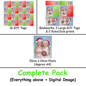 Xmas pack summary   xmas pack only