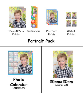 Portrait pack updated 21 8 19